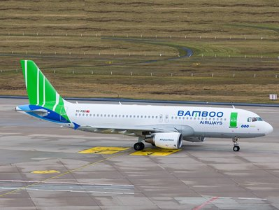 Bamboo Airways - A320/321 Captain